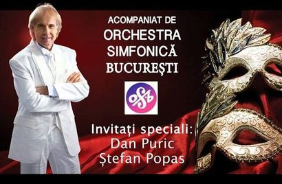 Richard Clayderman, in concert la Sala Palatului