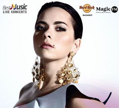 Inna, show special la Hard Rock Cafe