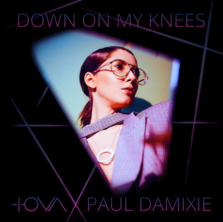 IOVA, artista de muzica electro-pop, se mentine in top 10 si pe radiourile din Romania cu Down on my knees