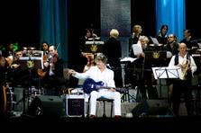 Goran Bregović in concert la Sala Palatului