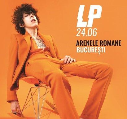 LP revine in Romania pentru un concert in luna iunie