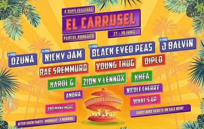 """A doua editie """"El Carrusel Festival"""" la Romexpo"""