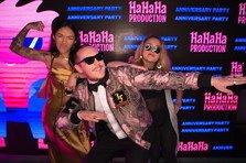 La 11 ani, Smiley si-a sarbatorit HaHaHa Production printr-o petrecere de nota 10