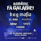 "A doua editie B.U.G. Mafia ""Romanie, Fa Galagie!"" la Arenele Romane"