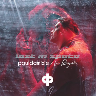 "Paul Damixie a lansat ""Lost in space"", un feat cu Liv Royale, o americanca hot"