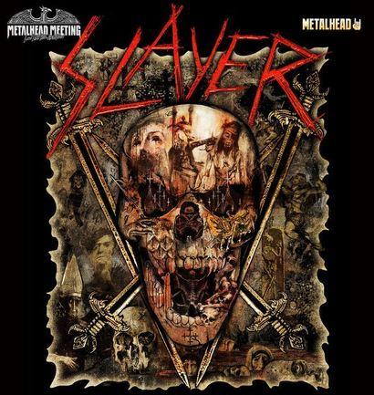 Show final Slayer la Metalhead Meeting - Arenele Romane