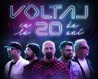Voltaj aniverseaza 20 de ani de muzica printr-un concert special la Sala Polivalenta