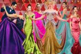Galerie foto. 50 dintre cele mai spectaculoase rochii create de Zac Posen. Designerul preferat al Hollywood-ului si-a inchis business-ul.