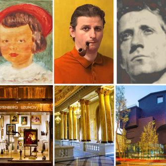 Primele 8 expozitii noi care vor fi deschise in Bucuresti incepand cu 1 iunie.