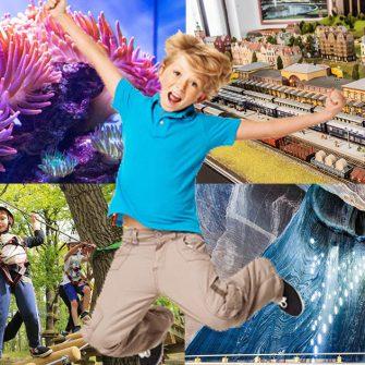 Locuri de petrecere a timpului liber de vizitat impreuna cu copiii