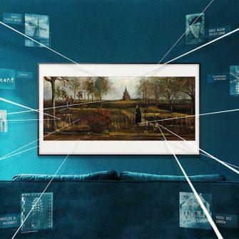 Muzeul Virtual al Artei Pierdute cere ajutor pentru a gasi opere furate de la Van Gogh, Monet si Cezanne.