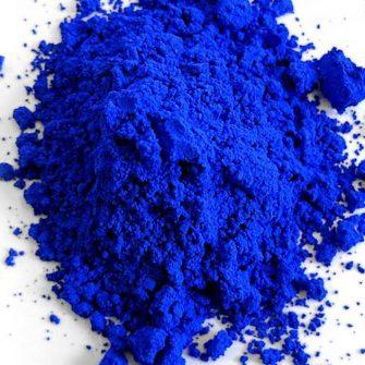 Pentru prima oara dupa 200 de ani, a fost scos la vanzare un nou pigment albastru. In trecut, culoarea a simbolizat doliu, barbarism si divinitate.