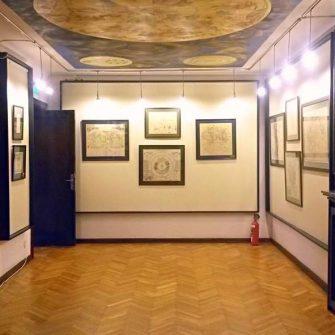 Muzeul Hartilor ofera acum experiente cu ajutorul realitatii augmentate. Aplicatia Artivive pe care muzeul o foloseste e creata de doi romani care locuiesc in Viena