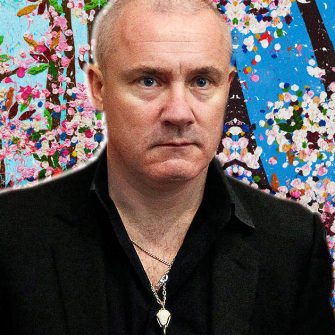 In premiera, Damien Hirst va accepta criptomoneda ca plata pentru o serie de lucrari scoase la vanzare.
