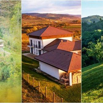 8 locuri incredibile de petrecut vacanta in Romania in aceasta vara. Vizitati si o biserica care are o celebra fresca a lui Giotto sau  locuiti intr-o camera cu un pian istoric.